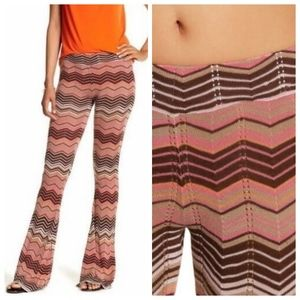 NEW Macbeth Collection Chevron Knit Beach Pants